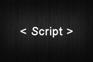 Custom ERTS Script